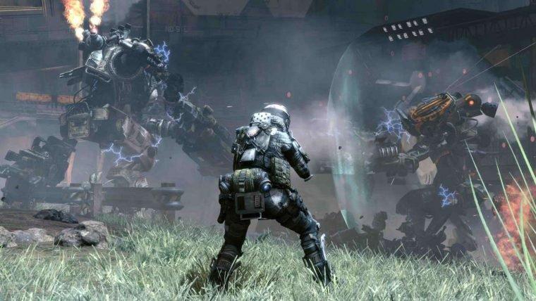 Titanfall 2 aparece em lojas da GameStop nos EUA