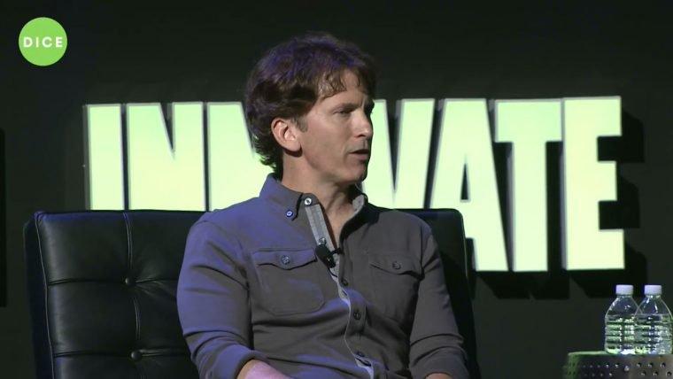 Bethesda Game Studios tem três novos projetos de longo prazo