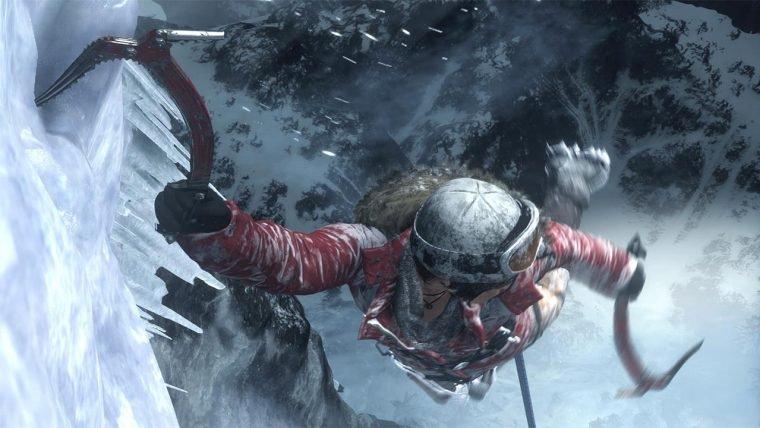 [E3] Lara sofre em nova demo de Rise of The Tomb Raider