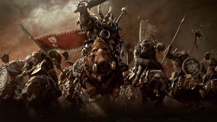 Total War: Warhammer ganha novo trailer