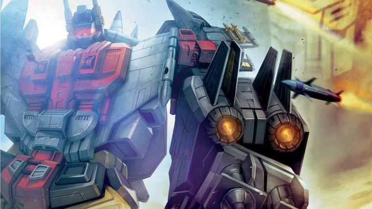 [SDCC] Nova série animada de Transformers será voltada para os fãs adultos