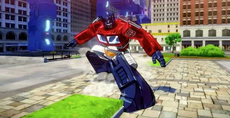 Transformers: Devastation roda em 1080p a 60 fps