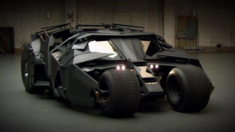 Batmóvel dos filmes de Christopher Nolan está a caminho de Arkham Knight