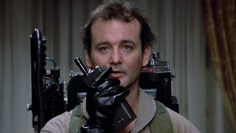Bill Murray vai participar do reboot de Caça Fantasmas