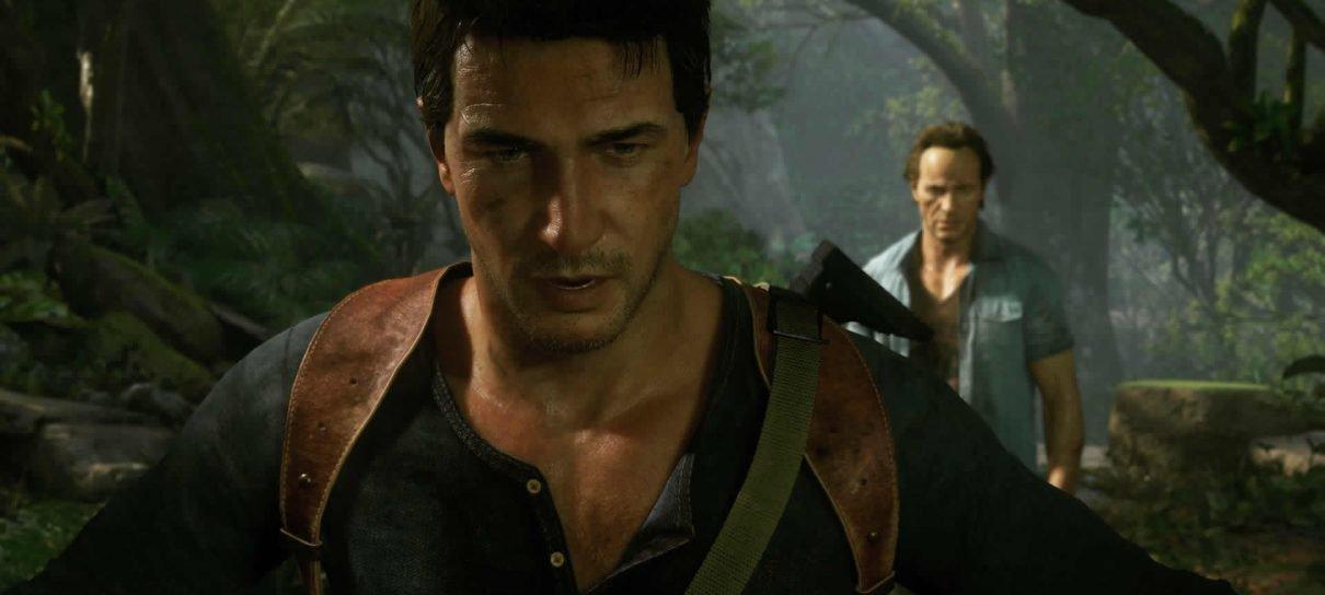 Novo trailer de Uncharted 4 revela sistema de diálogos