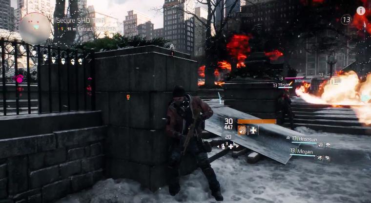 [E3] Gameplay revela mais do combate e inimigos de The Division