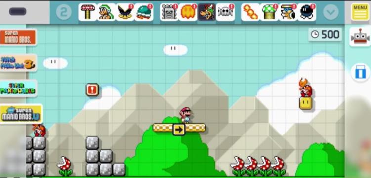 [E3] Crie suas próprias fases com Super Mario Maker