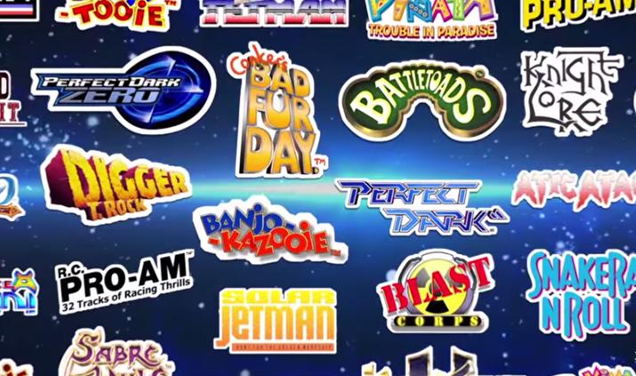 [E3] Rare ressurge com novo game e coletânea de clássicos