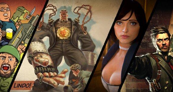 Bioshock ao Infinite e Além!