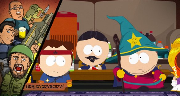South Park: The Stick of Truth!
