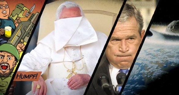 Papa Pede Para Sair!