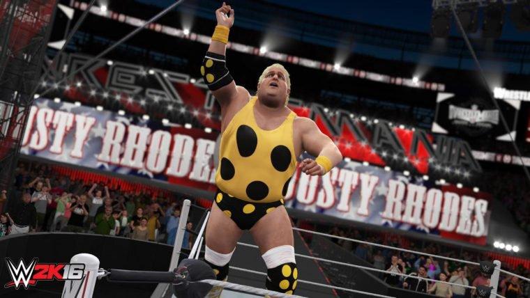 WWE 2K16 é confirmado para o PC