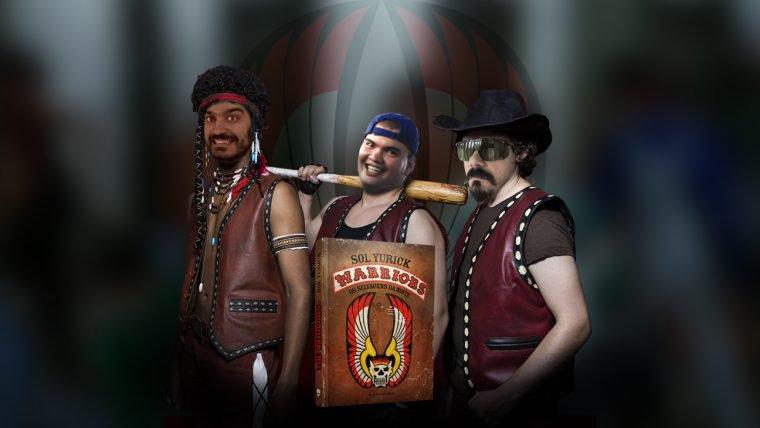 The Warriors - Selvagens da noite!