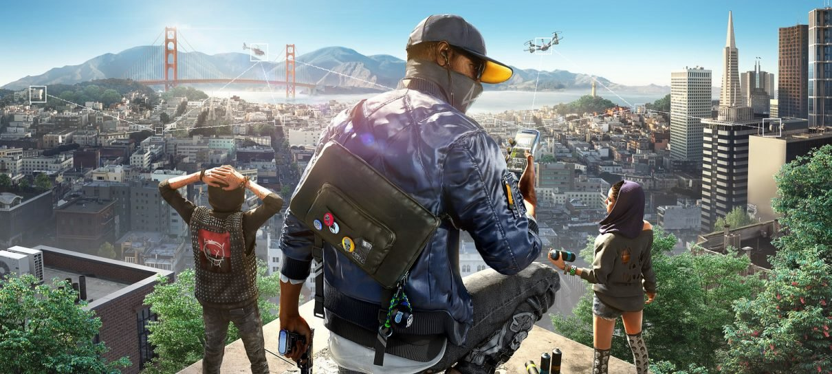 E3 2016 | Watch Dogs 2 ganha vídeo com gameplay
