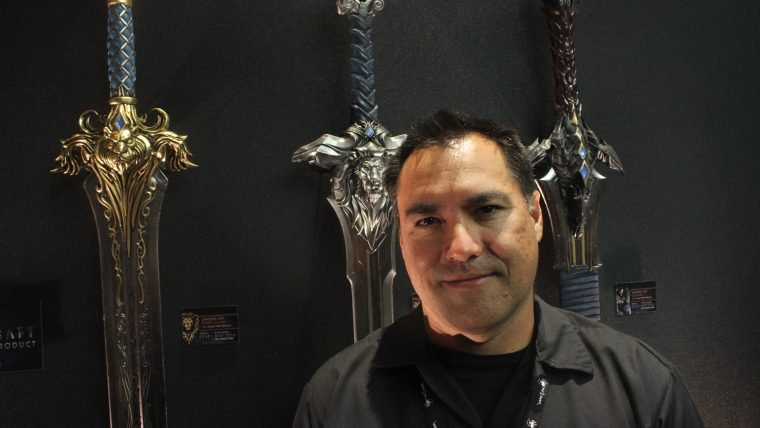 [BlizzCon] Weta fala sobre a criação de armas para Warcraft