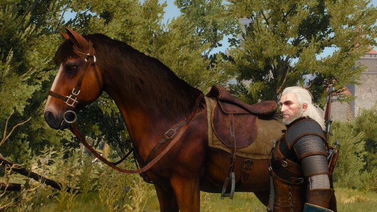 The Witcher 3 vence o 1º de Abril com vídeo incrível