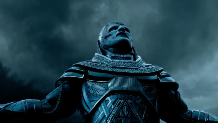 O mundo está acabando no primeiro trailer de X-Men: Apocalipse