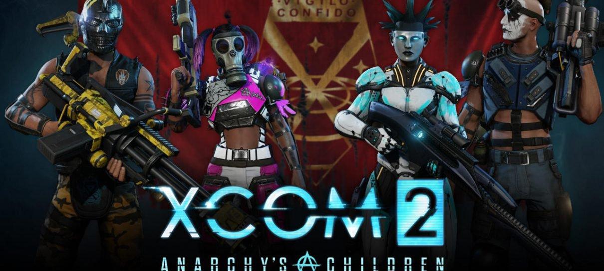 Primeira expansão de XCOM 2 ganha data de lançamento e
