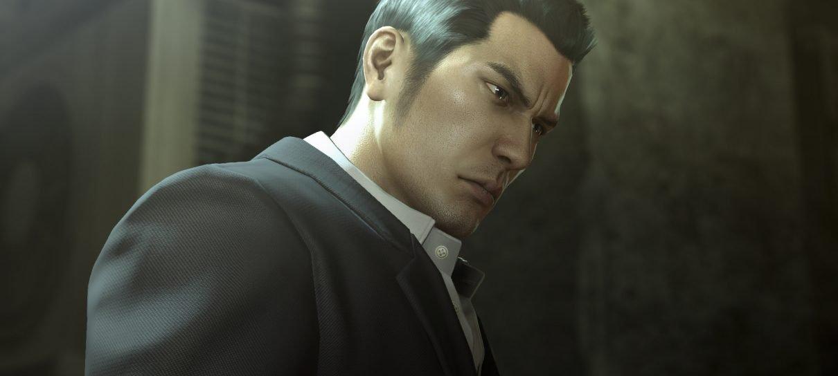 Yakuza 5 chega ao PS3 amanhã, Yakuza 0 é confirmado nas Américas