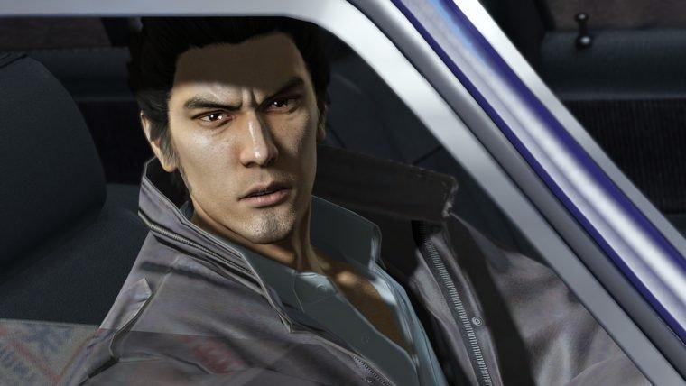 Veja um curto vídeo de Yakuza 6