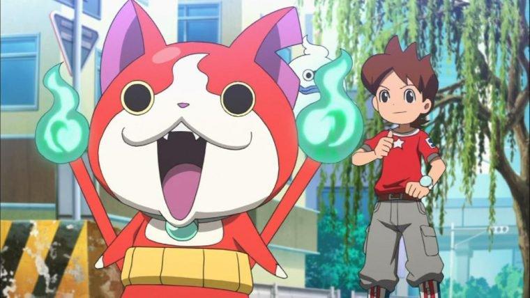 Yo-Kai Watch, de 3DS, será lançado em novembro