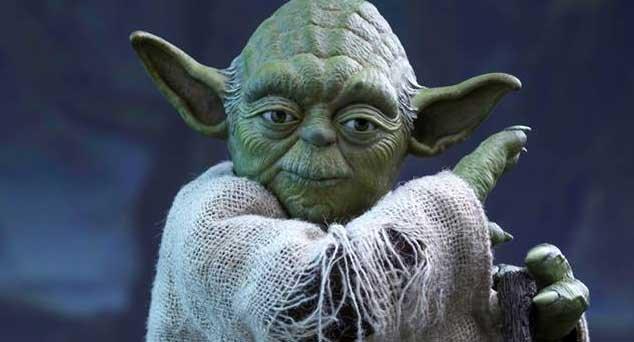 Yoda da Hot Toys é o caminho para o lado da falência
