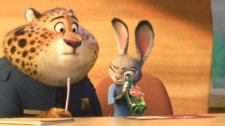 Zootopia   Os Melhores Easter Eggs do Filme