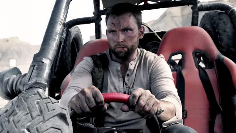 Batalha de paintball versão Mad Max fica muito mais divertida