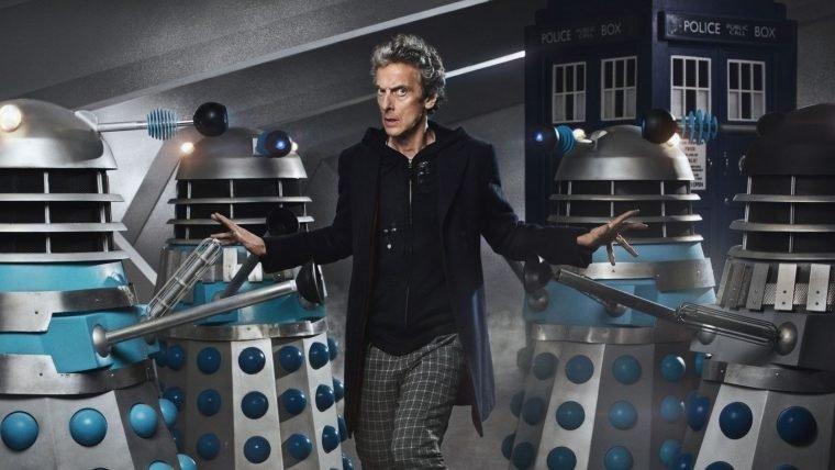Daleks dominam as imagens do próximo episódio de Doctor Who