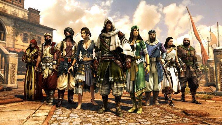 [SDCC] Nova HQ de Assassin's Creed anunciada