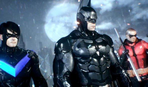 Asa Noturna e Batman mostram o