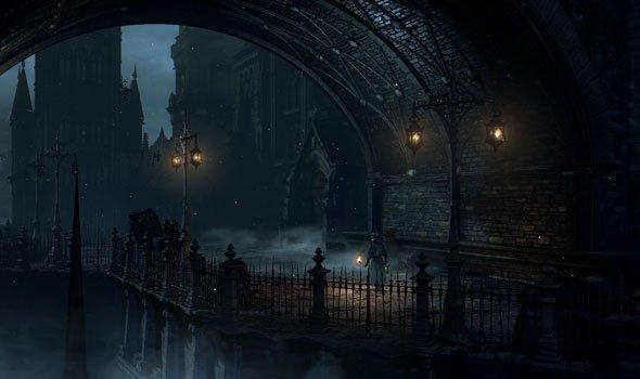 Novo vídeo da destaque para os belos cenários de Bloodborne