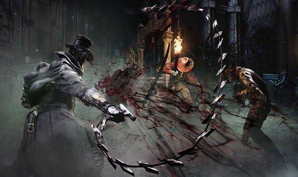 Conheça algumas das armas presentes em Bloodborne