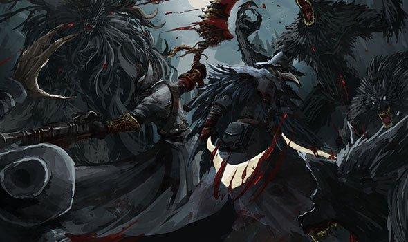 Novas imagens e informações sobre Bloodborne