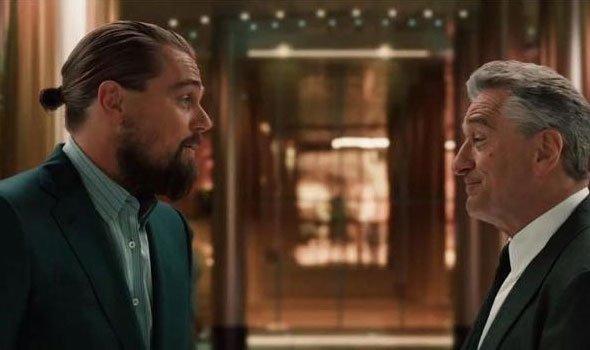 Scorsese, DiCaprio, Pitt e De Niro em um comercial de casino