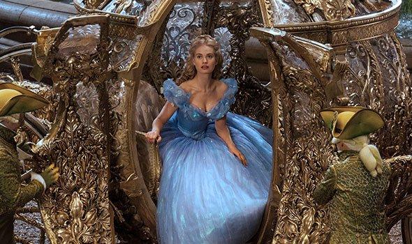 Cinderela ganha um novo trailer