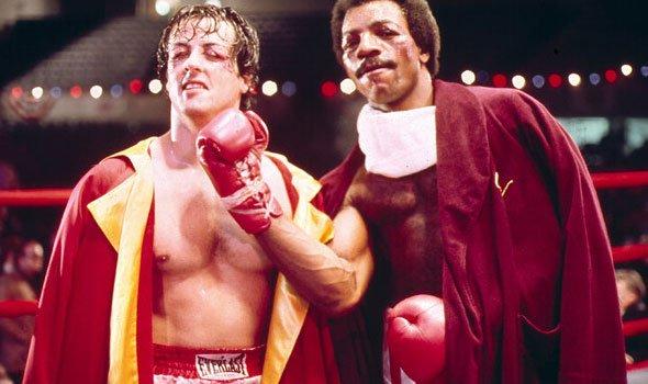 Primeira imagem do spin-off de Rocky,