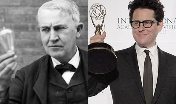J.J. Abrams deverá produzir filme sobre Thomas Edison