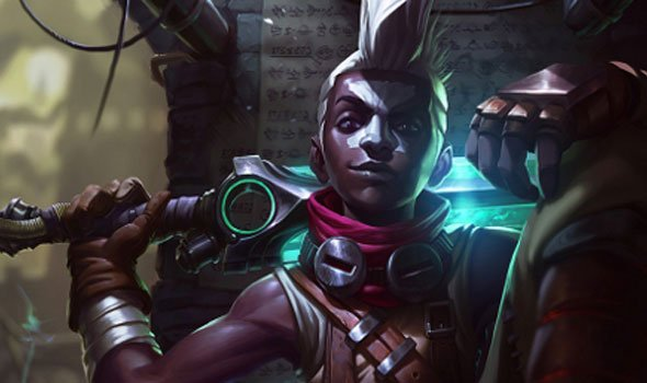 League of Legends: Ekko mostra seus poderes e habilidades