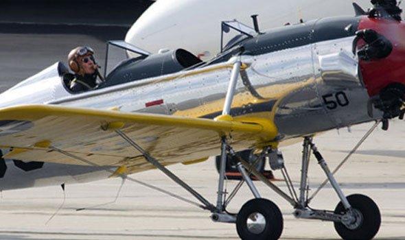 Harrison Ford sobrevive a acidente de avião