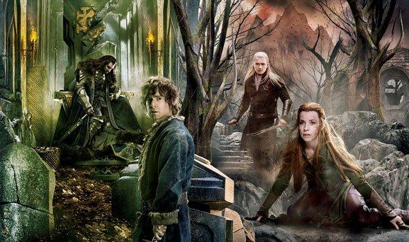 Hobbit 3 é a maior estreia da franquia no Brasil