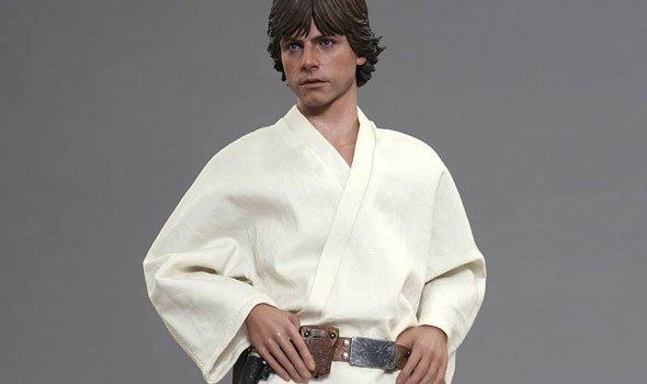 Hot Toys anuncia action figure de Luke em Uma Nova Esperança