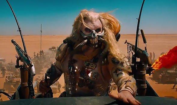 Cenas inéditas de Mad Max: Estrada da Fúria em novo trailer