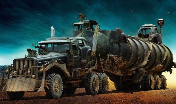 Um belo dia no novo trailer de Mad Max: Estrada da Fúria