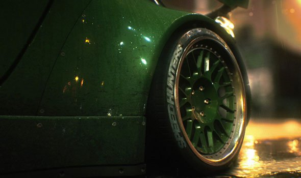 Novo Need for Speed anunciado