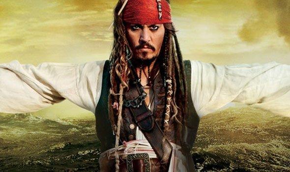 Produção de Piratas do Caribe 5 irá atrasar