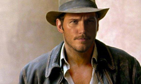 Chris Pratt pode ser o novo Indiana Jones