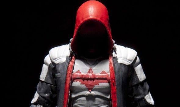 Capuz Vermelho será personagem jogável em Arkham Knight