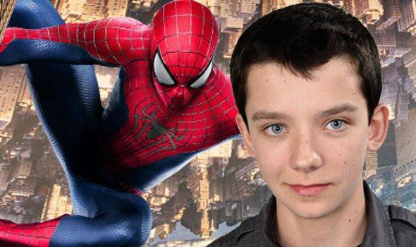 Mais um candidato para ser o novo Homem-Aranha