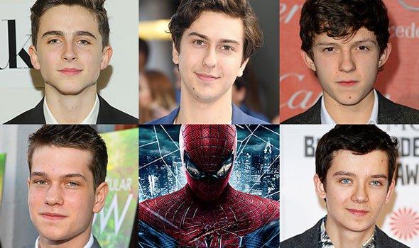 Conheça os candidatos ao papel de novo Homem-Aranha